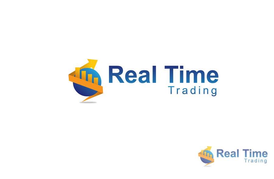 Bài tham dự cuộc thi #                                        52                                      cho                                         Design a Logo for Real Time Trading