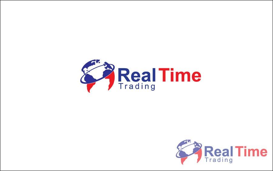Bài tham dự cuộc thi #                                        54                                      cho                                         Design a Logo for Real Time Trading