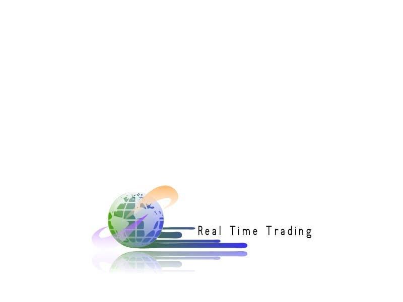 Bài tham dự cuộc thi #                                        1                                      cho                                         Design a Logo for Real Time Trading