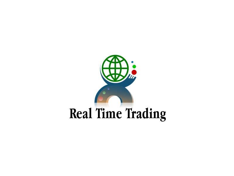 Bài tham dự cuộc thi #                                        24                                      cho                                         Design a Logo for Real Time Trading
