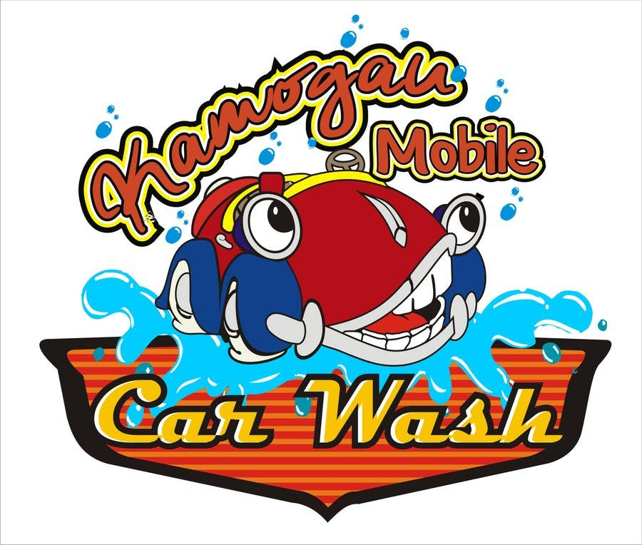 Bài tham dự cuộc thi #24 cho Design a Logo for car wash