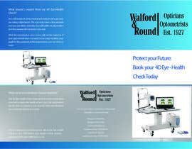 #7 for OCT Leaflet - Walford & Round af krs3185