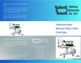 #8 for OCT Leaflet - Walford & Round af krs3185