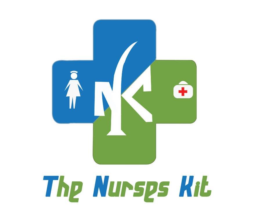 Bài tham dự cuộc thi #55 cho Design a Logo for The Nurses Kit
