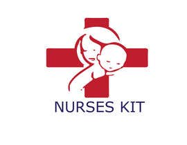 #73 untuk Design a Logo for The Nurses Kit oleh munawar64