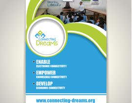 OwlDoit tarafından Design a Brochure for Connecting Dreams Foundation için no 1