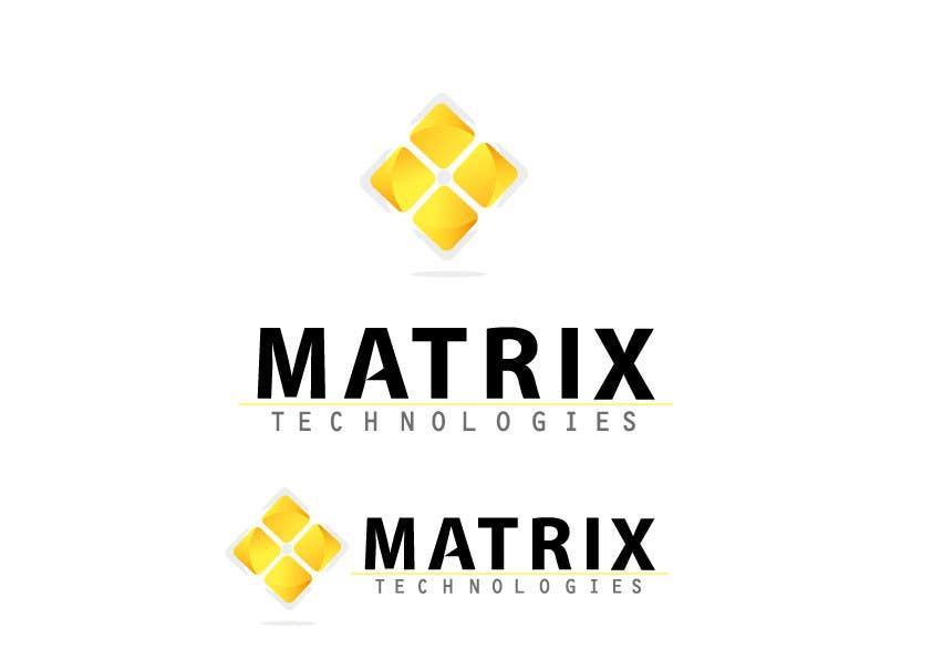 #210 for Design a Logo for MATRIX Technologies by praslazeeshan123