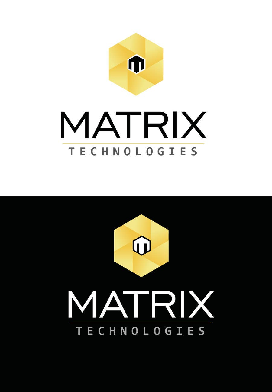#242 for Design a Logo for MATRIX Technologies by preethamdesigns