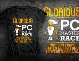 #12 cho T-Shirt Design: PC Master Race bởi dsgrapiko