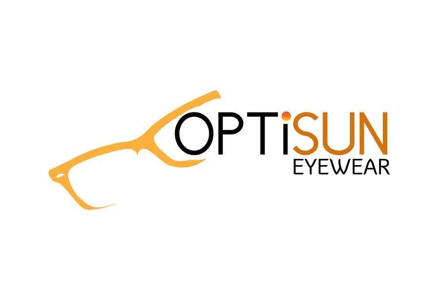 #291 for Design a Logo for Optisun Eyewear by creaturethehero