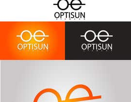 nº 345 pour Design a Logo for Optisun Eyewear par premkumar112