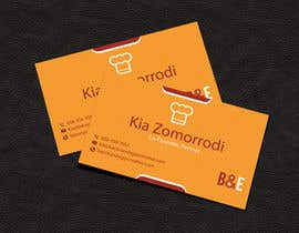 #94 for Design the back of a business card af imtiazmahmud80