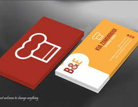 #21 for Design the back of a business card af mamun313