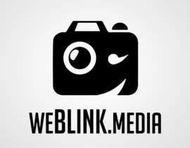 Nro 22 kilpailuun Design a Logo for 'weBlink.Media' käyttäjältä dimmensa