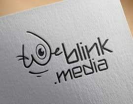 #37 para Design a Logo for 'weBlink.Media' por dimmensa
