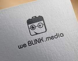 Nro 31 kilpailuun Design a Logo for 'weBlink.Media' käyttäjältä saif95