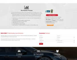 #12 for Design a Website Mockup for Bankruptcy auto Solutions af anuragbhelsewale