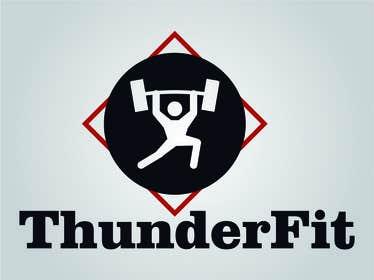 zameerkharal tarafından Design a Logo for fitness brand company için no 6