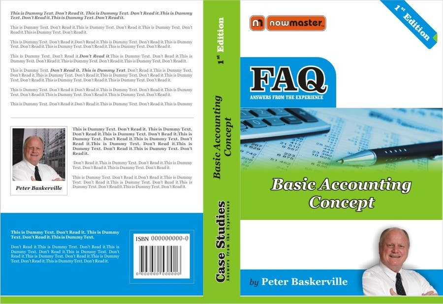 Bài tham dự cuộc thi #                                        26                                      cho                                         Create Design for front/back/spline cover of ebook and print book series