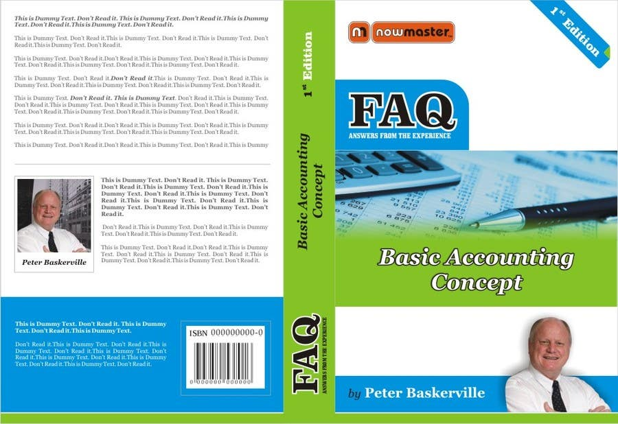Bài tham dự cuộc thi #                                        28                                      cho                                         Create Design for front/back/spline cover of ebook and print book series