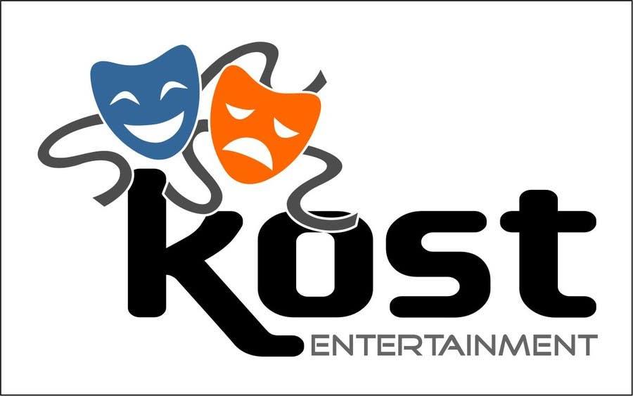 Inscrição nº 18 do Concurso para Design a Logo for an entertainment company