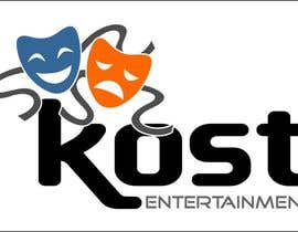 #18 untuk Design a Logo for an entertainment company oleh jerry24