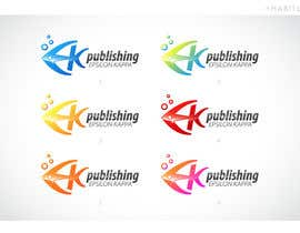 "#492 para Design a Logo for ""ek publishing"" por Habitus"