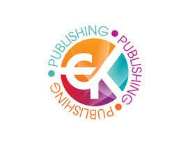 "#406 para Design a Logo for ""ek publishing"" por artios"