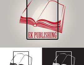 "#488 para Design a Logo for ""ek publishing"" por Aleshander"