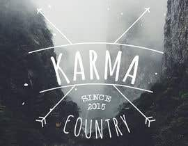 sagar231 tarafından Design a Logo for Karma Country - Leather Goods için no 33