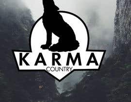 #89 cho Design a Logo for Karma Country - Leather Goods bởi creativeqwessi