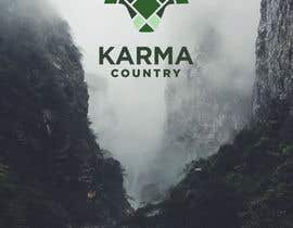 #37 cho Design a Logo for Karma Country - Leather Goods bởi IuliaCrtg