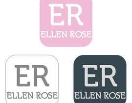 #1 for Design a Logo for Ellen Rose af twodnamara