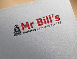 #23 cho Design a Logo for Mr Bill Building Services Pty Ltd bởi bagas0774