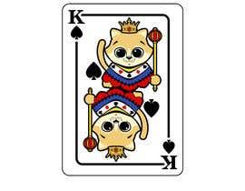 vicos0207 tarafından Create a Deck of Kitten Cards! için no 17