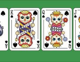 #59 for Create a Deck of Kitten Cards! af eshasem