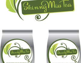 #13 untuk Design a logo and packaging label for tea brand oleh tracksidetees