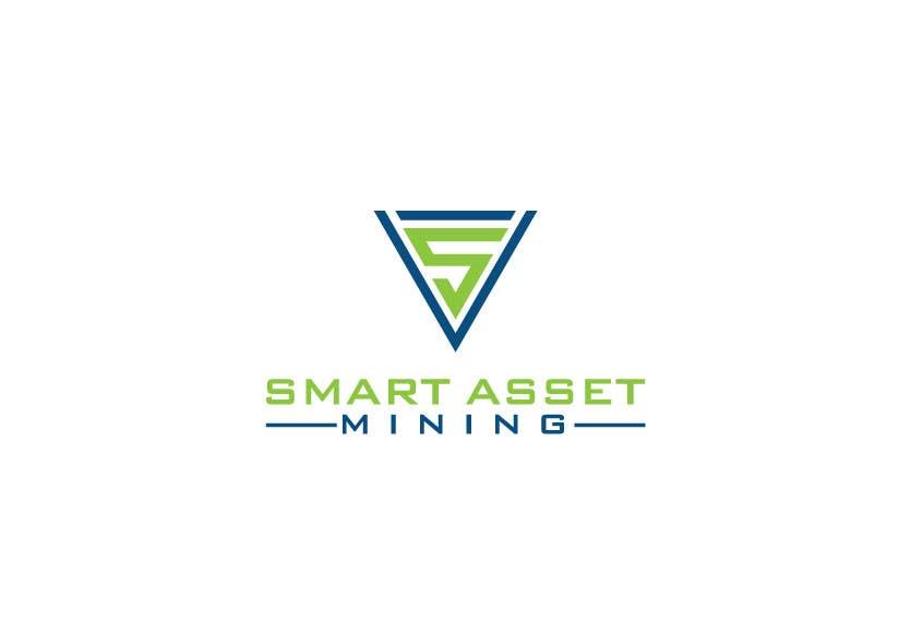 Kilpailutyö #68 kilpailussa Design a Logo for Smart Asset Mining (SAM)