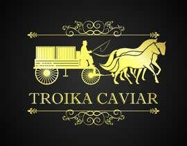 #37 for Thiết kế Logo for TROIKA CAVIAR af Hayesnch