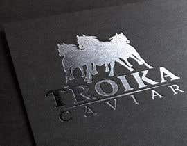 #55 for Thiết kế Logo for TROIKA CAVIAR af elmadoo