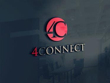 Nro 134 kilpailuun Design a Logo for 4connect käyttäjältä adityapathania