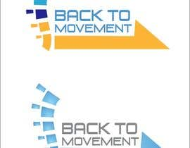 #11 untuk Design a Logo for Back to Movement oleh thoughtcafe