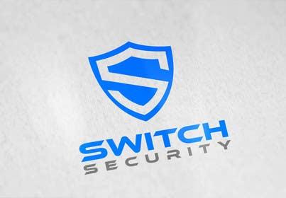 Nro 59 kilpailuun Design a Logo for Switch Security käyttäjältä zubidesigner