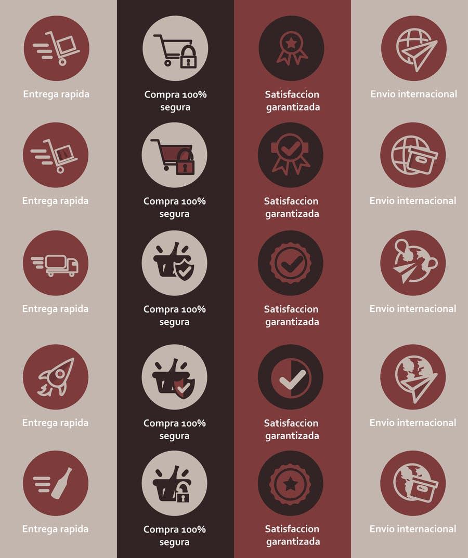 Kilpailutyö #5 kilpailussa Diseño Logos Web Vinos
