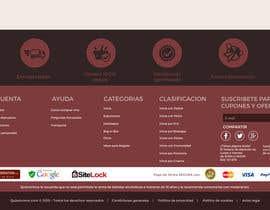 Nro 9 kilpailuun Diseño Logos Web Vinos käyttäjältä dusxz79
