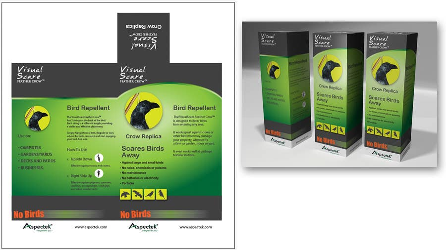 Inscrição nº                                         10                                      do Concurso para                                         Packaging Box Redesign Job
