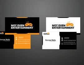 Nro 13 kilpailuun Logo design for Not Even Entertainment käyttäjältä BitDE5IGN