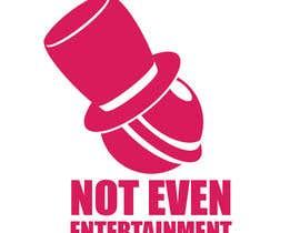 Nro 38 kilpailuun Logo design for Not Even Entertainment käyttäjältä hngbv95