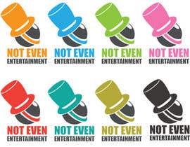 Nro 41 kilpailuun Logo design for Not Even Entertainment käyttäjältä hngbv95