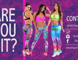 #14 para Design a Flyer for Women Sportswear por sandrasreckovic